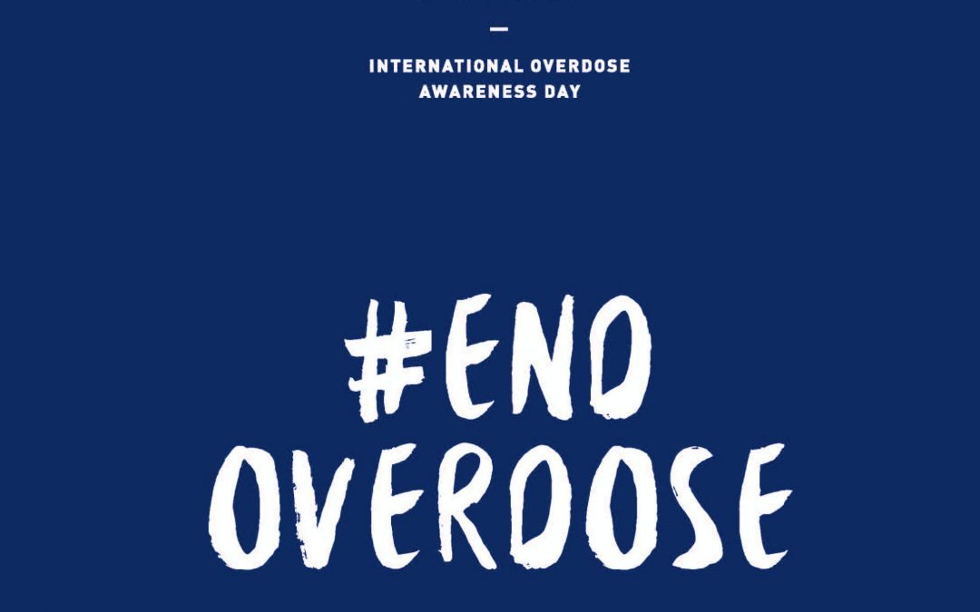 Father Luis Barrios, PhD leads International Overdose Awareness Day convocation at SACHR