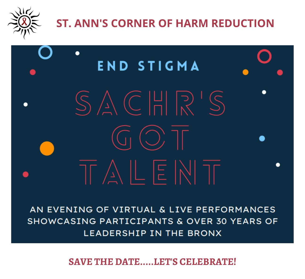 SACHR is a harm reduction agency with a mission to serve at-risk members of the Bronx community through a range of social services.